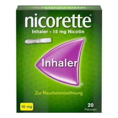 Nicorette Inhaler 15mg  bei deutscheinternetapotheke.de bestellen