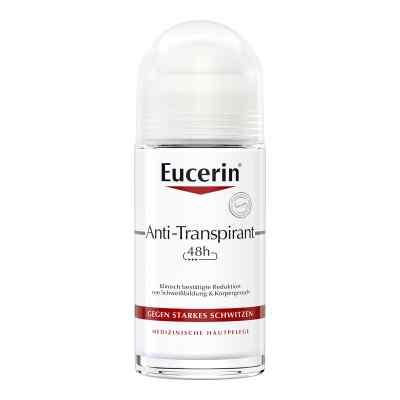 Eucerin Deodorant Antitranspirant Roll on 48 h  bei deutscheinternetapotheke.de bestellen