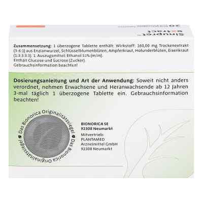 Sinupret extract überzogene Tabletten  bei deutscheinternetapotheke.de bestellen