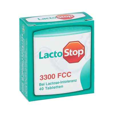 Lactostop 3.300 Fcc Tabletten Klickspender  bei deutscheinternetapotheke.de bestellen