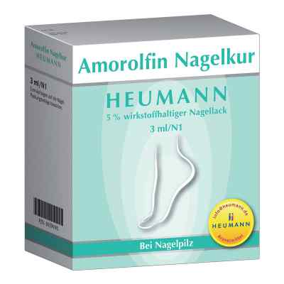 Amorolfin Nagelkur Heumann 5%  bei deutscheinternetapotheke.de bestellen