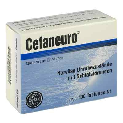 Cefaneuro Tabletten  bei deutscheinternetapotheke.de bestellen
