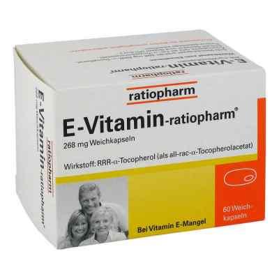 E Vitamin ratiopharm Kapseln  bei deutscheinternetapotheke.de bestellen