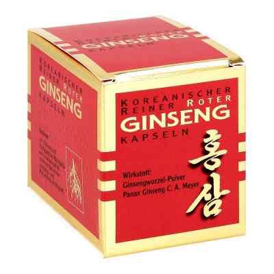 Koreanischer Reiner Roter Ginseng Kapseln 300mg  bei deutscheinternetapotheke.de bestellen