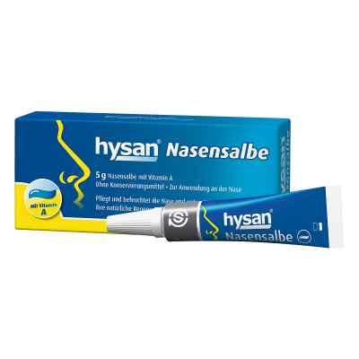 Hysan Nasensalbe  bei deutscheinternetapotheke.de bestellen