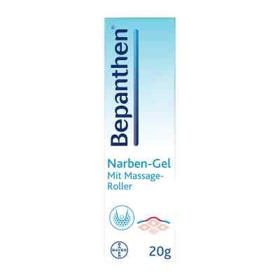 Bepanthen Narben-gel mit Massage-roller  bei deutscheinternetapotheke.de bestellen