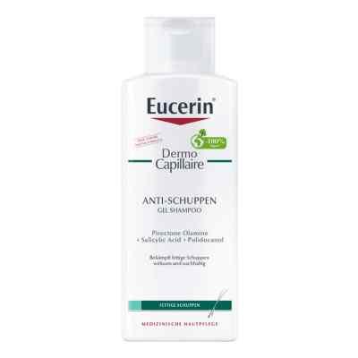 Eucerin Dermocapillaire Anti-schuppen Gel Shampoo  bei deutscheinternetapotheke.de bestellen