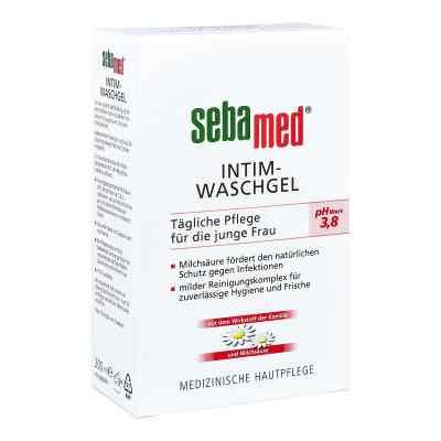 Sebamed Intim Waschgel pH 3,8 für die junge Frau  bei deutscheinternetapotheke.de bestellen