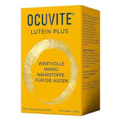 Ocuvite Lutein Plus Kapseln  bei deutscheinternetapotheke.de bestellen