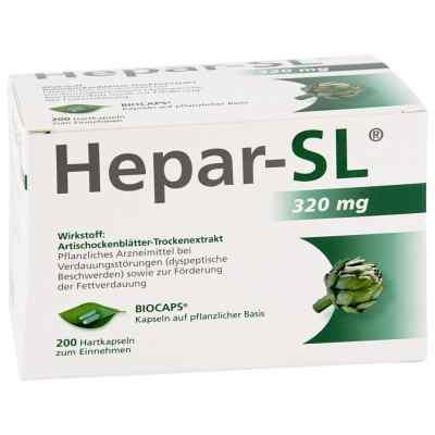 Hepar Sl 320 mg Hartkapseln  bei deutscheinternetapotheke.de bestellen