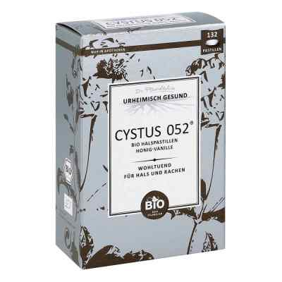 Cystus 052 Bio Halspastillen Honig Vanille  bei deutscheinternetapotheke.de bestellen