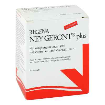 Regena Ney Geront plus Kapseln  bei deutscheinternetapotheke.de bestellen