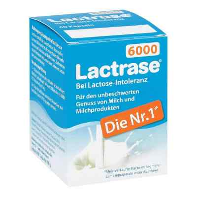 Lactrase 6.000 Fcc Kapseln  bei deutscheinternetapotheke.de bestellen