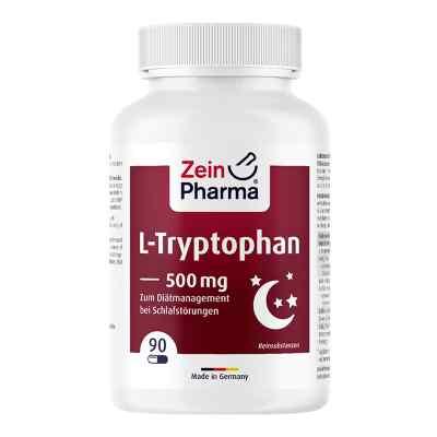 L-tryptophan 500 mg Kapseln  bei deutscheinternetapotheke.de bestellen
