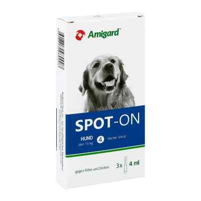Amigard Spot-on Hund über 15 kg  bei deutscheinternetapotheke.de bestellen