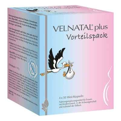 Velnatal plus Vorteilspack Kapseln  bei deutscheinternetapotheke.de bestellen
