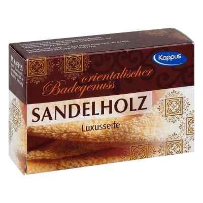 Kappus Sandelholz Luxusseife  bei deutscheinternetapotheke.de bestellen