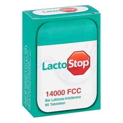 Lactostop 14.000 Fcc Tabletten im Spender  bei deutscheinternetapotheke.de bestellen