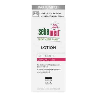 Sebamed Trockene Haut Parfumfrei Lotion Urea 5%  bei deutscheinternetapotheke.de bestellen