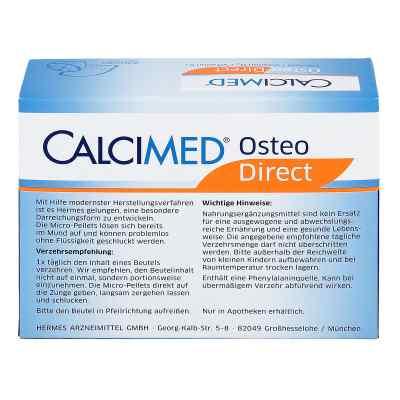 Calcimed Osteo Direct Micro-pellets  bei deutscheinternetapotheke.de bestellen