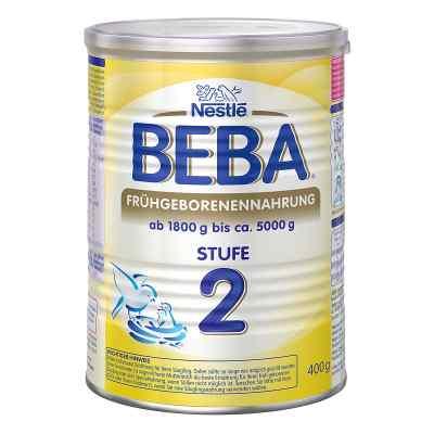 Nestle Beba Frühgeborenen Nahrung Stufe 2  bei deutscheinternetapotheke.de bestellen