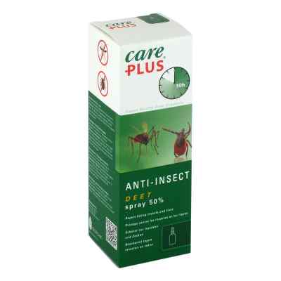 Care Plus Anti Insect Deet Spray 50%  bei deutscheinternetapotheke.de bestellen