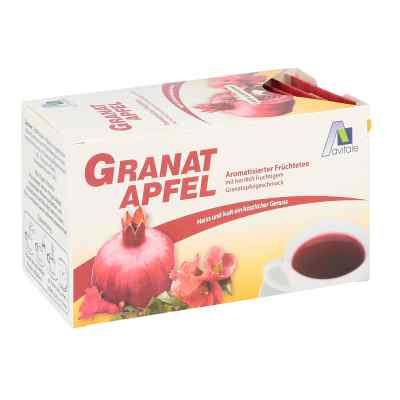 Granatapfel Tee Filterbeutel  bei deutscheinternetapotheke.de bestellen