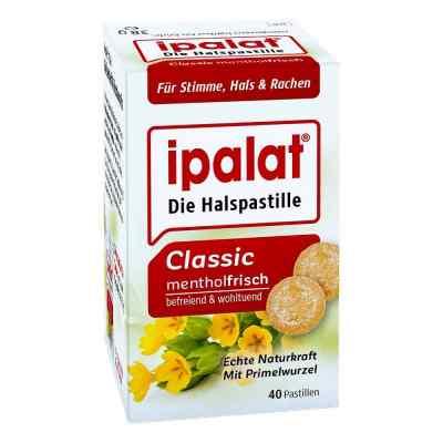 Ipalat Halspastillen classic  bei deutscheinternetapotheke.de bestellen