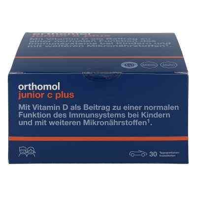 Orthomol Junior C plus Kautablette (n) waldfrucht  bei deutscheinternetapotheke.de bestellen