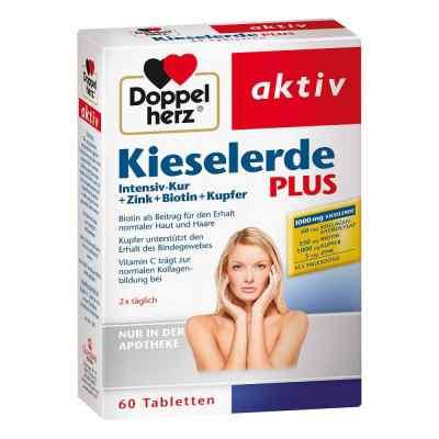 Doppelherz Kieselerde Plus Int.kur+zi.+bio.+cal.t.  bei deutscheinternetapotheke.de bestellen