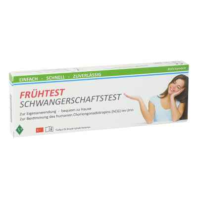 Frühtest Schwangerschaftstest  bei deutscheinternetapotheke.de bestellen
