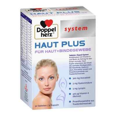 Doppelherz Haut Plus system Tabletten+kapseln  bei deutscheinternetapotheke.de bestellen