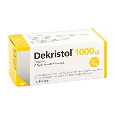 Dekristol 1.000 I.e. Tabletten  bei deutscheinternetapotheke.de bestellen
