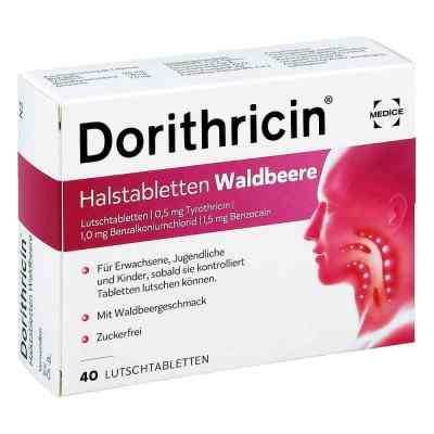 Dorithricin Halstabletten Waldbeere 0,5mg/1,0mg/1,5mg  bei deutscheinternetapotheke.de bestellen