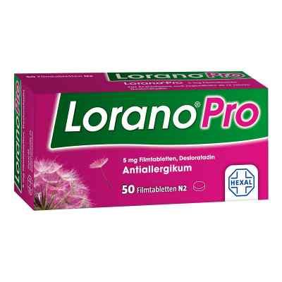 Loranopro 5 mg Filmtabletten  bei deutscheinternetapotheke.de bestellen