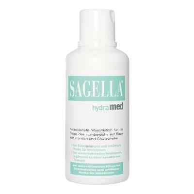 Sagella hydramed Intimwaschlotion  bei deutscheinternetapotheke.de bestellen