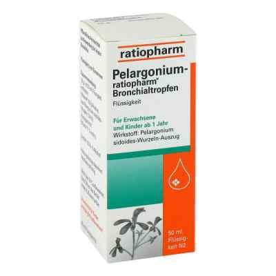 Pelargonium-ratiopharm Bronchialtropfen  bei deutscheinternetapotheke.de bestellen