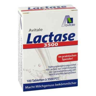 Lactase 3500 Fcc Tabletten im Klickspender  bei deutscheinternetapotheke.de bestellen