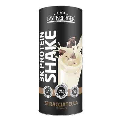 Layenberger Lowcarb.one 3k Protein Shake Straccia.  bei deutscheinternetapotheke.de bestellen