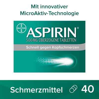 Aspirin 500mg  bei deutscheinternetapotheke.de bestellen