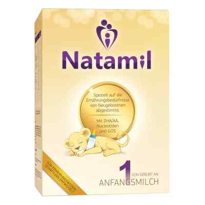 Natamil 1 Anfangsmilch Pulver  bei deutscheinternetapotheke.de bestellen