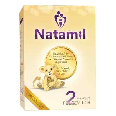 Natamil 2 Folgemilch Pulver  bei deutscheinternetapotheke.de bestellen
