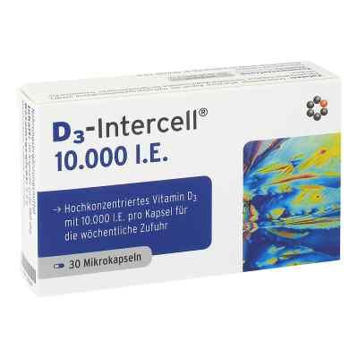 D3-intercell 10000 I.e. Kapseln  bei deutscheinternetapotheke.de bestellen