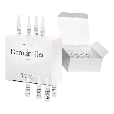Dermaroller Hyaluronsäure 0,35% Ampullen 1,5 ml  bei deutscheinternetapotheke.de bestellen