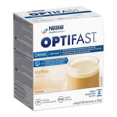 Optifast home Drink Kaffee Pulver  bei deutscheinternetapotheke.de bestellen