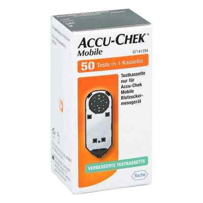 Accu Chek Mobile Testkassette  bei deutscheinternetapotheke.de bestellen