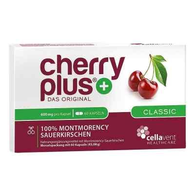 Cherryplus Montmorency Sauerkirschpulver Kapseln  bei deutscheinternetapotheke.de bestellen
