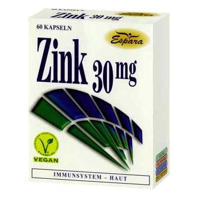 Zink 30 mg Kapseln  bei deutscheinternetapotheke.de bestellen