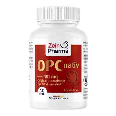 Opc nativ Kapseln 192 mg reines Opc  bei deutscheinternetapotheke.de bestellen