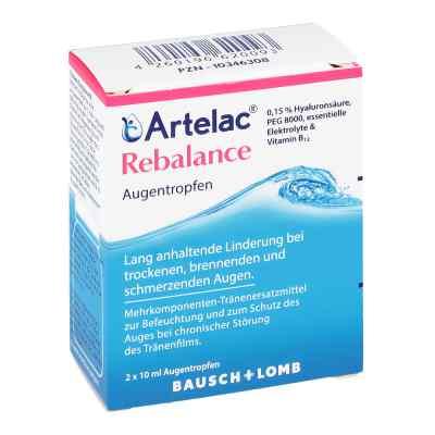 Artelac Rebalance Augentropfen  bei deutscheinternetapotheke.de bestellen